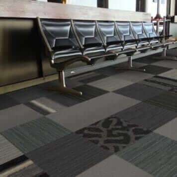 Refurbished Carpet Tiles